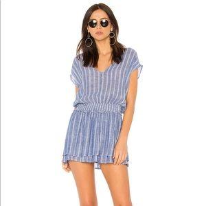 Rails Luca dress Romanian stripe sz sm nwot